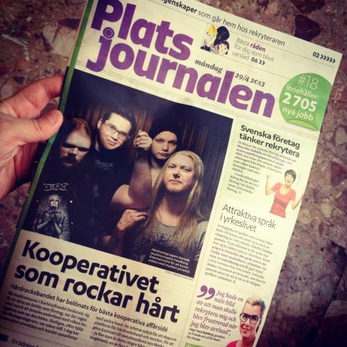 Platsjournalen