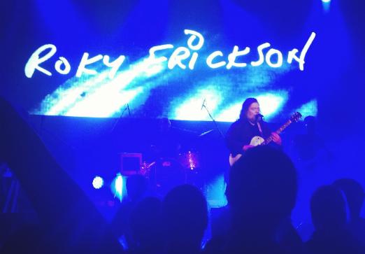 Roky Erickson på Nöjesfabriken