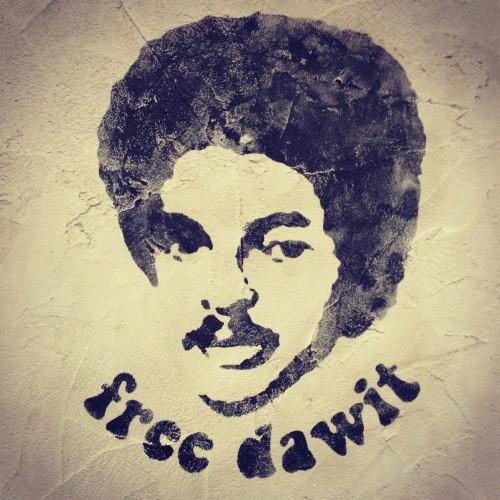 Free Dawit Isaak!