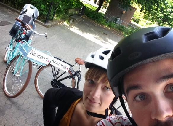 Kontoret_cyklar